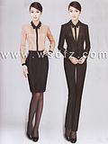 广东职业装定做 深圳定做西服、西装、高档衬衣定做