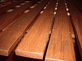 防腐木门格地板热销,上海防腐木门格,防腐木门格板材报价