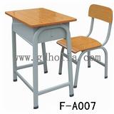 广东课桌椅厂家,课桌椅价格,课桌椅批发,单人位课桌椅,2人位桌椅