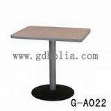 独立餐台,铸铁餐桌,不锈钢餐桌椅,分体式餐桌椅,广东餐桌椅厂批发