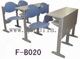 阶梯教室桌椅,大学生课桌椅,电大教室桌椅,广东学校家具厂批发价格