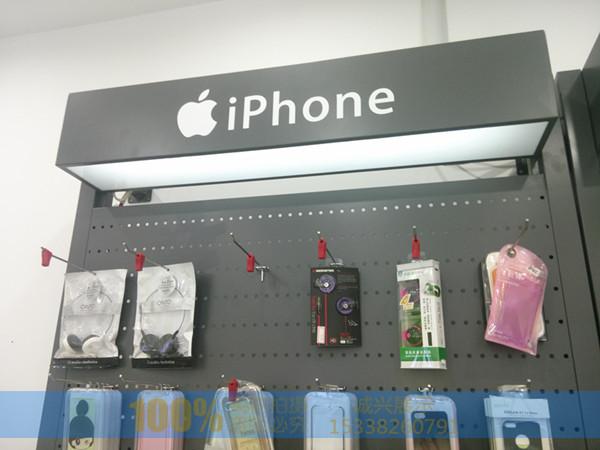 中国移动配件柜 手机配件展示柜 手机柜台 靠墙配件柜 配件