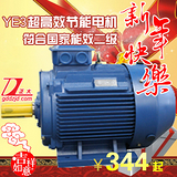 YE3电机是目前国内使用最好的节能电机,效率可达整机百分之五