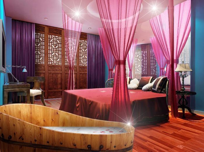 郑州酒店装修设计洗浴设计哪家公司好