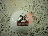 上海大量供应高尔夫球双色移印 永不掉色