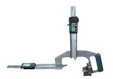 唐山钢轨磨耗测量尺 刻线式钢轨磨耗测量尺