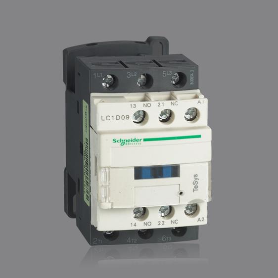 创新直流低功耗接触器简化自动化系统设计