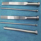 【塑料模具扁顶针】、skd61耐热扁顶针厂家—恒通兴模具配件