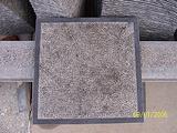 青石板荔枝面 青石荔枝板 石材荔枝板麻面效果图
