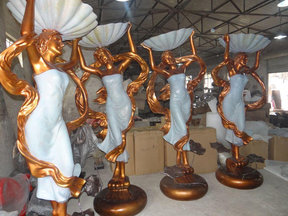 加工金属铁线银杏叶壁挂,海浪抽象雕塑艺术品,背景墙金属画挂件