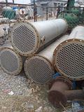 供应二手不锈钢列管冷凝器二手全新不锈钢冷凝器设备