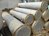 供应二手不锈钢列管冷凝器设备