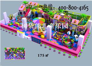 淘气堡价格 室内儿童乐园项目开个儿童游乐园多少钱批发价格 郑州市