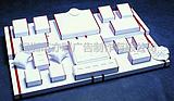 深圳珠宝首饰展示道具,珠宝层台珠宝展示托盘定制设计全国供应商