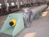 无轴不锈钢螺旋输送机化工厂专用|无轴变频调速器输送机