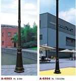 长期供应欧式庭院灯灯杆 路灯杆