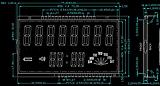 密码锁DMT658