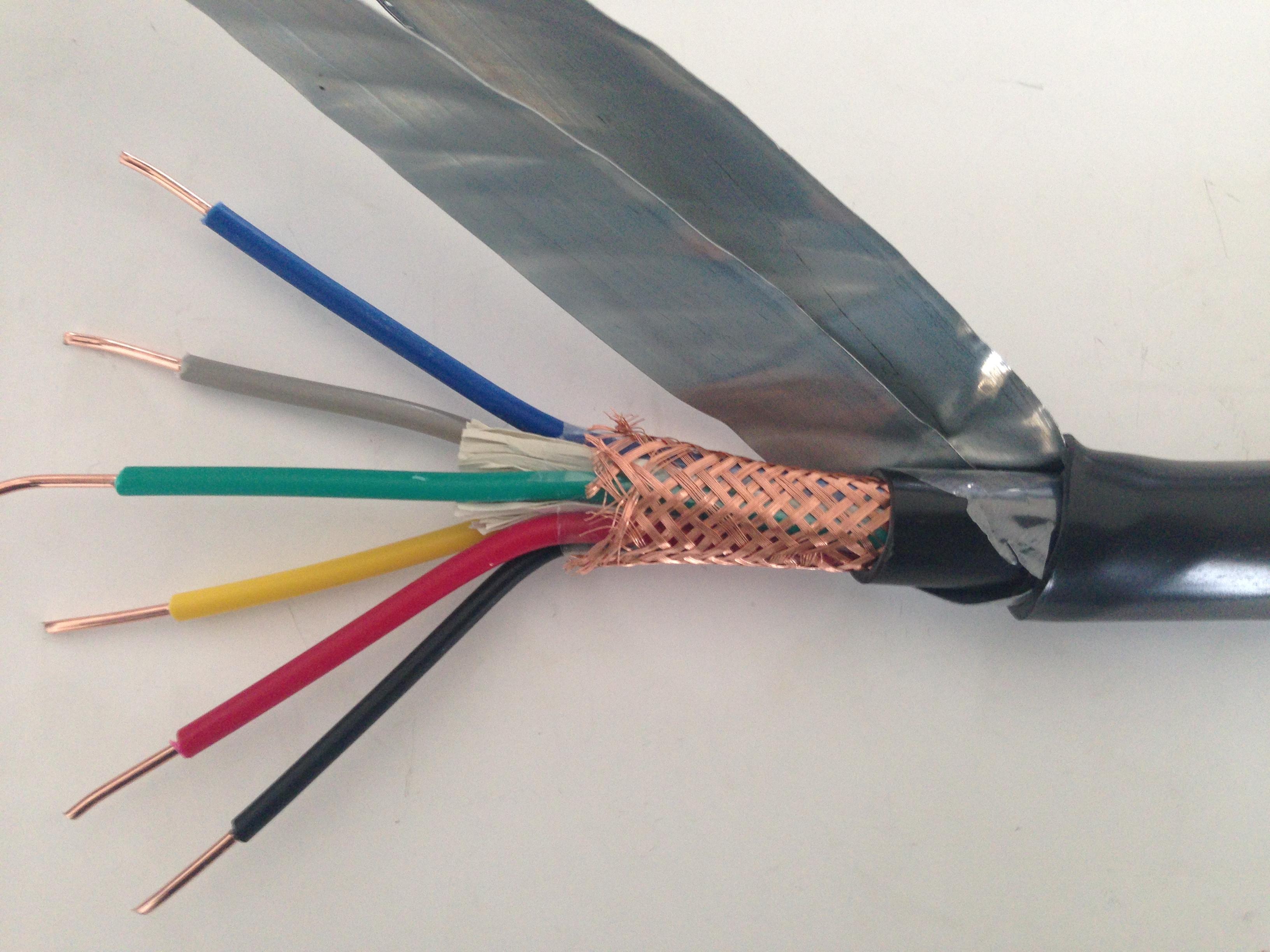 用铠装电缆_5阻燃铠装屏蔽控制电缆(维尔特牌)