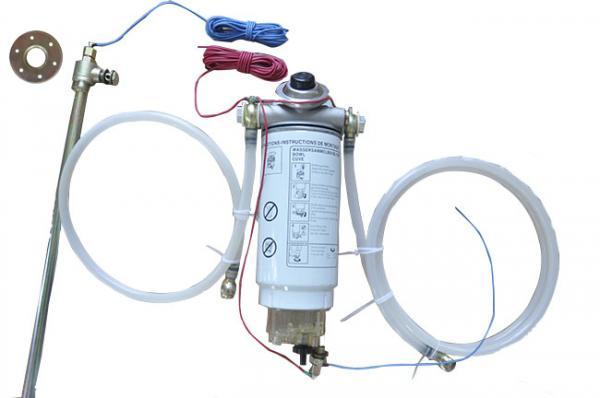 汽车油路加热器的分类介绍