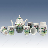 陶瓷茶具  礼品茶具定制批发