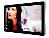26寸网络壁挂广告机 苹果款广告机 LED高清广告机 楼宇广告机