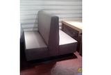 快餐厅卡座沙发定做/订做沙发