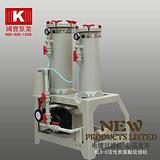 国宝活性炭过滤机 双塔过滤机 更精密 更高效