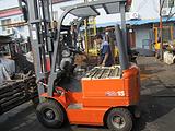 蓄电池叉车、门架高3.5米叉车||温州二手叉车销售网、二手报价