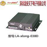 远程视频监控4路SD卡录像机