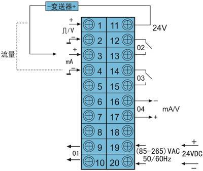 正弦波,方波等脉冲输出传感器(300mv 幅值 12v) 1 适配npn,pnp,三极管