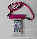 藏乐 鱼户外手机防水袋套i专用触屏phone4、5全智能游泳、漂流等