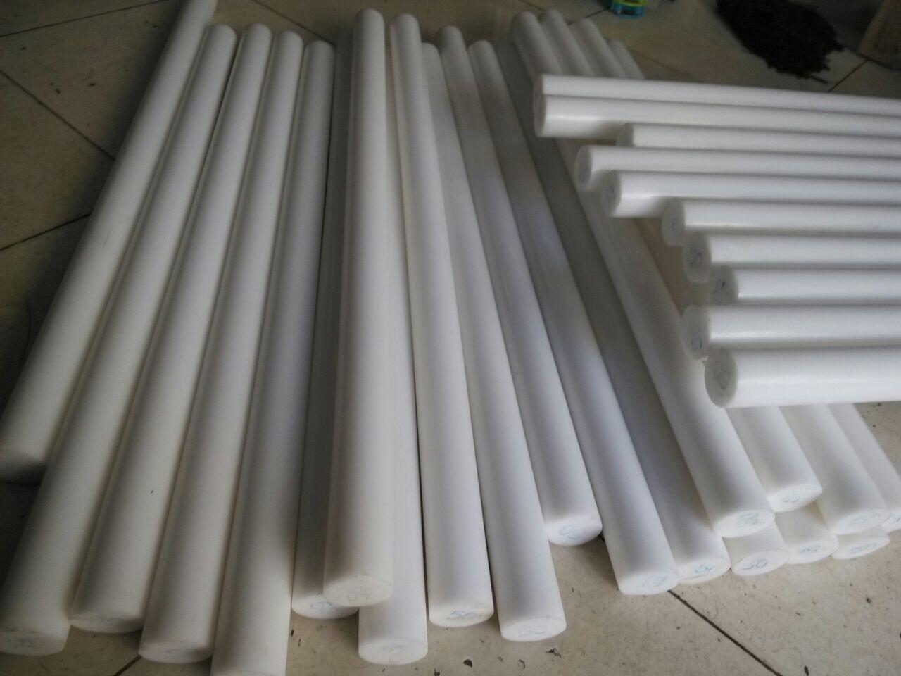 白色pom棒价格_塑料棒价格_pom棒 白色pom棒 供应聚甲醛 赛钢棒批发