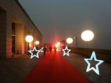 空气灯-供应发光五星-重庆空气灯租赁尽在米廷会展