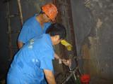 海城地下室堵漏公司