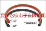 包覆硅胶条耐高温密封条生产厂家
