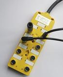 传感器M8分线盒,M8总线分线盒