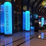 空气灯-供应变色空气灯柱-重庆空气灯租赁尽在米廷会展