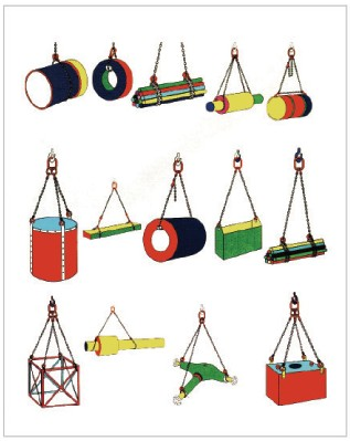 其他起重装卸价格设备_优质链条组合式索具虎电源线公母插生产图片