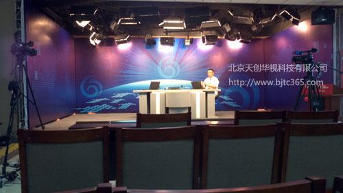 传媒,广电 编辑制作设备 新闻类演播室