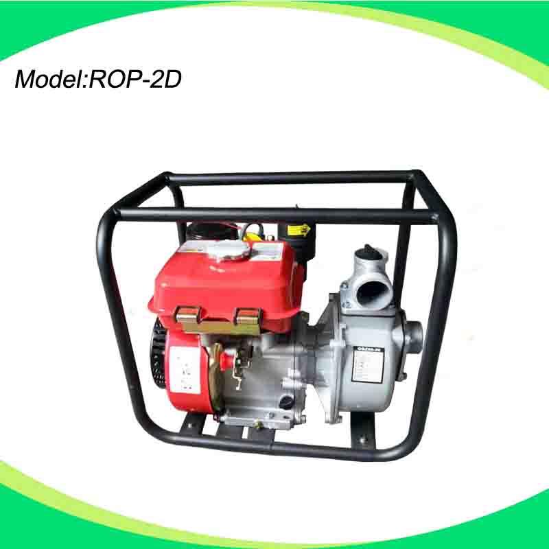 柴油抽水泵