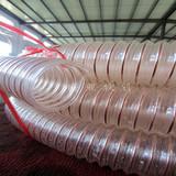 抽吸粉末,颗粒专用PU钢丝螺旋管