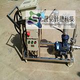 液体定量装槽车控制系统