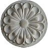 欧式家具配件-塑料平面花-塑料家具配件