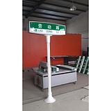 供应国家标准仿罗马柱路名牌尺寸与制作要求