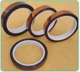 【电池保护带】茶色高温聚酰亚胺胶带 生产厂家