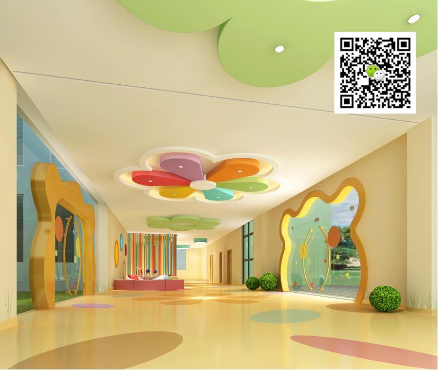 郑州幼儿园装修设计公司