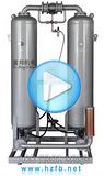 微热吸干机,压缩空气无热再生吸附式干燥机