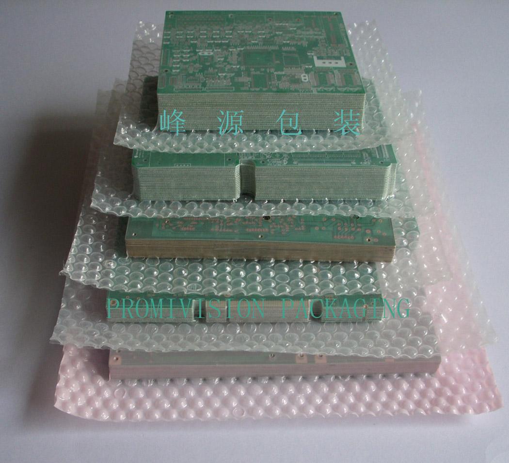东莞峰源供应电路板,线路板专用pcb电路板包装膜,耐穿刺性高
