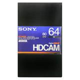 SONY BCT-64HDL 磁带