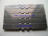 802-K1000不锈钢双绞链板,254宽不锈钢链板原厂最新报价